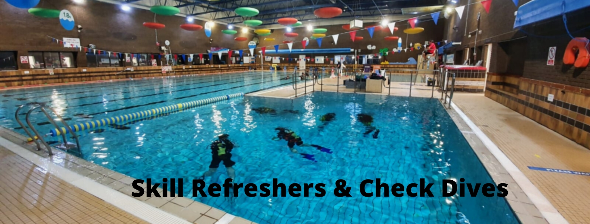 Diving Skill Refreshers & Check Dives