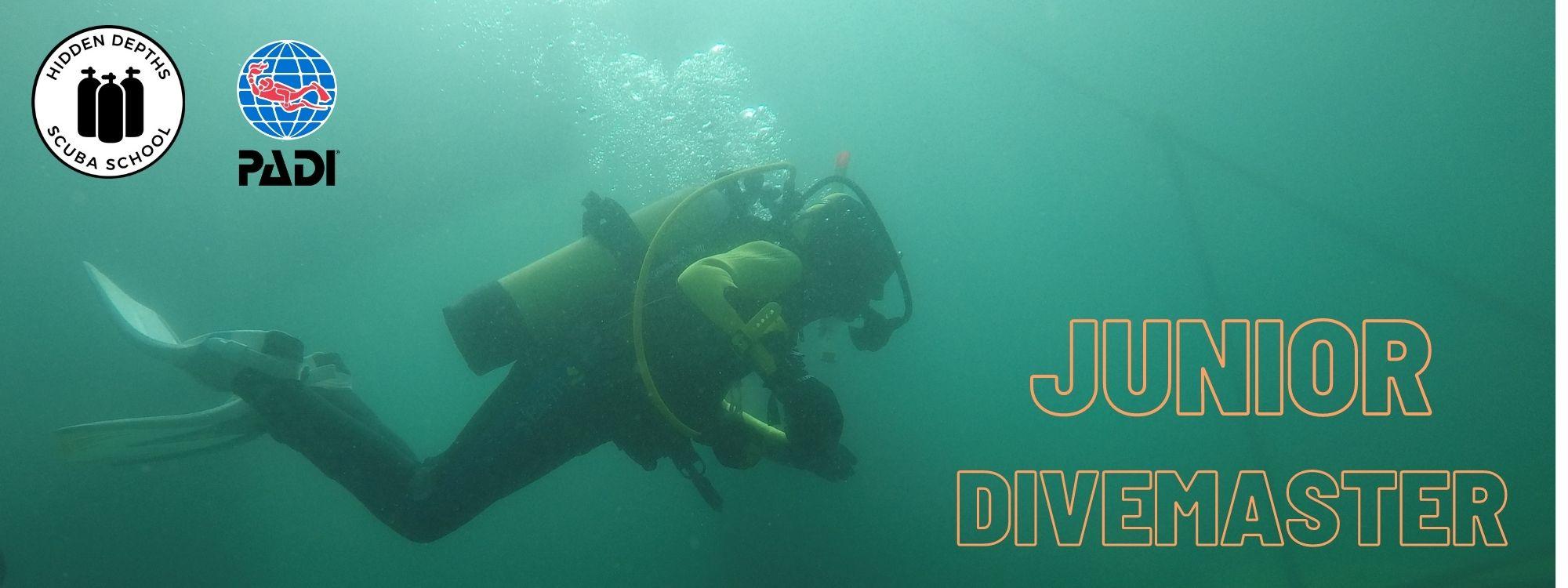 Junior Divemaster