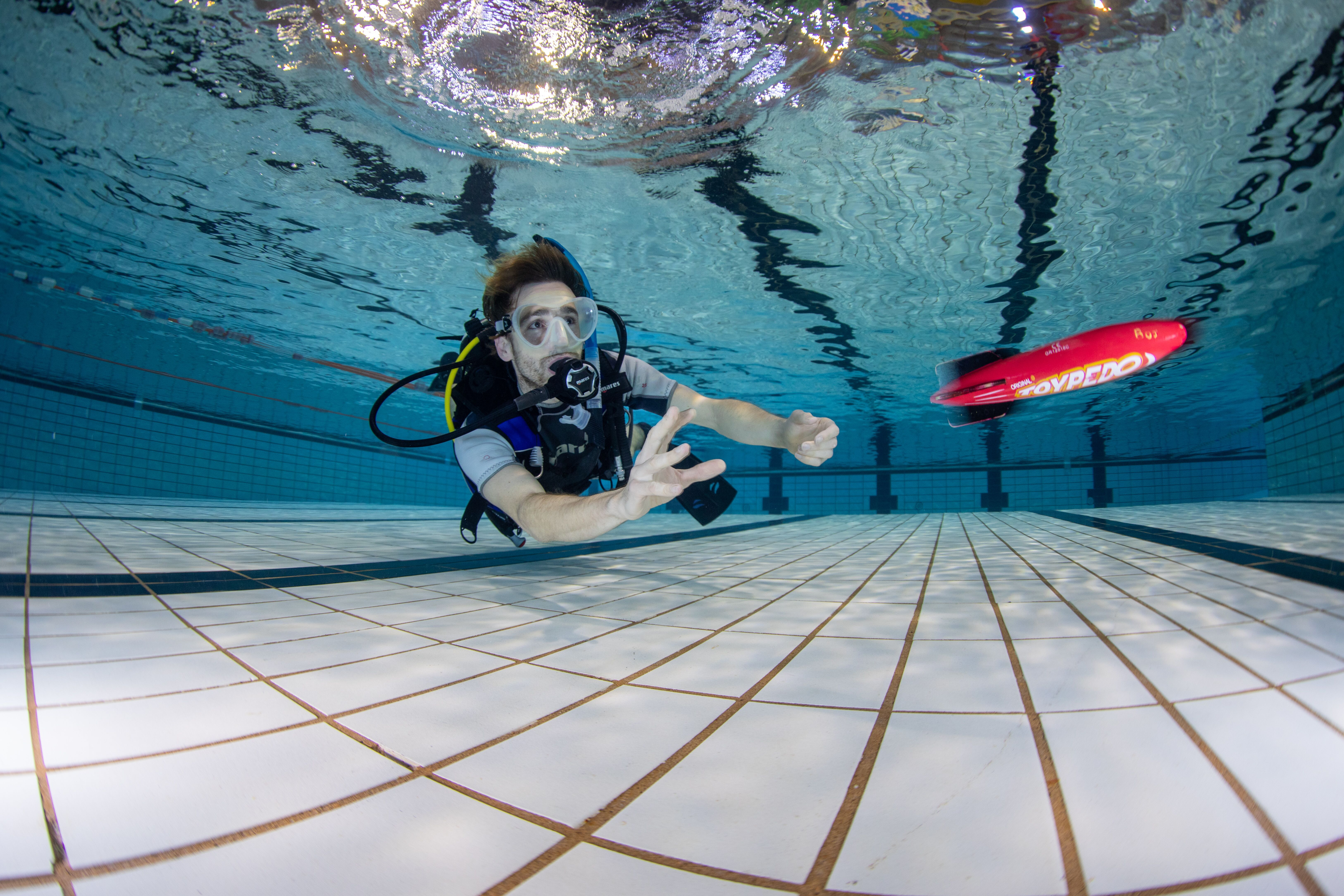 Diver Pool
